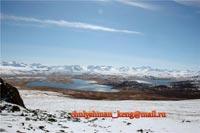 Горный Алтай: Озеро Кальджин-Коль-Бас