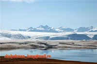 Горный Алтай: Озеро Кальджин-Коль