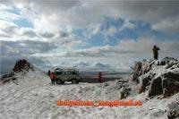 Горный Алтай: Вершина Кызыл-Тас