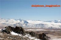 Горный Алтай: Река Чолок-Чад