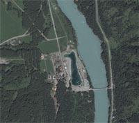 Снимок из космоса района Бирюзовой Катуни (1719 Kb)