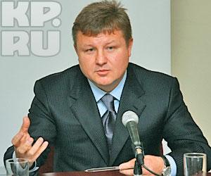 Горный Алтай: Анатолий Банных - представитель Республики Алтай при Правительстве РФ