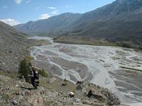Горный Алтай: Река Талдура