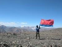 Горный Алтай: Перевал Теустан
