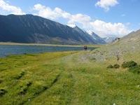 Горный Алтай: Озеро Каракуль