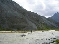 Горный Алтай: Река Аккол Брод