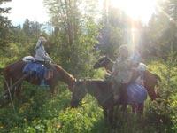 Горный Алтай: Уймень