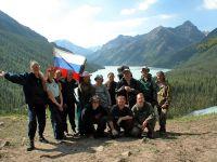 Горный Алтай: К озеру Дарашколь (113.47 Kb)