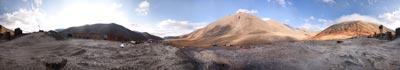 Рудник в районе Джумалинского источника