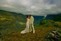 Свадебное путешествие на краю Кату-Ярыка