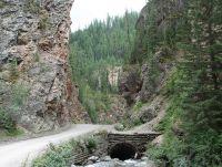 Горный Алтай: Река Чибитка (149.89 Kb)
