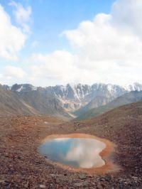 Горный Алтай: верховья реки Юнгур (56.74 Kb)