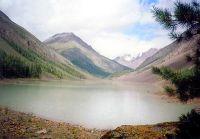 Горный Алтай: Озеро Камрю (22.64 Kb)