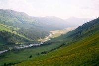 Горный Алтай: Река Белая Берель (42.28 Kb)
