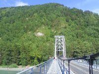 Горный Алтай: Река Катунь Аленин мост (144.8 Kb)