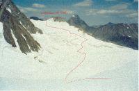 Горный Алтай: Перевал Делоне (55.23 Kb)