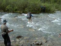Горный Алтай: Река Текелю Брод (112.06 Kb)