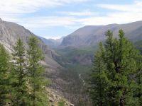 Горный Алтай: Река Текелю (100.61 Kb)