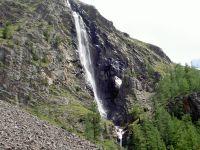 Горный Алтай: Водопад Текелю (142.19 Kb)