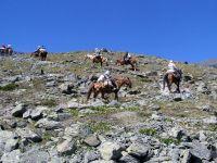 Горный Алтай: Перевал Кара-Тюрек (129.73 Kb)