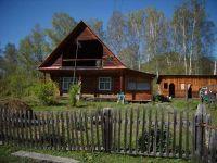 Горный Алтай: Зеленый Дом в Тюнгуре (116.82 Kb)