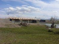 Горный Алтай: Река Кок-Озок Суу. Мост