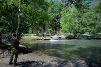 Река Устюгико в районе села Ко (241.33 Kb)