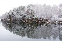 Горный Алтай: Озеро Ая. Ноябрь (229.51 Kb)