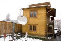 Горный Алтай: Баня (176.47 Kb)
