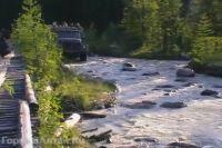 Горный Алтай: Скриншот видео (33 Kb)