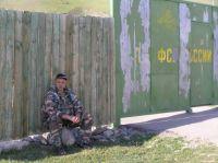 Погранотряд в Усть-Коксе