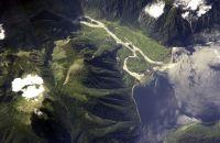 Устье реки Чулышман