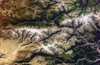 Южно-Чуйский, Северо-Чуйский и Катунский хребты